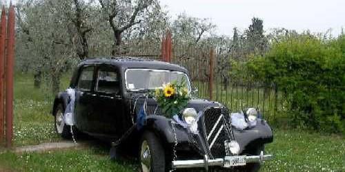 Macchine Matrimonio Toscana : Noleggio auto matrimonio firenze