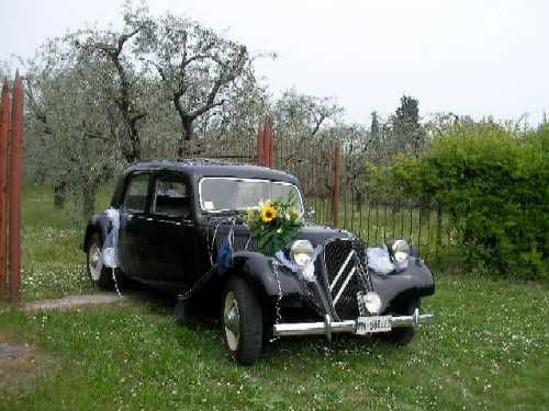 Auto Matrimonio Toscana : Noleggio auto matrimonio firenze